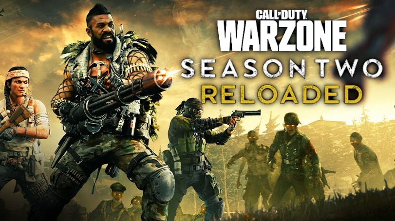 Call of Duty Warzone consumes less hard disk space thanks to the Season 2 mid-season update