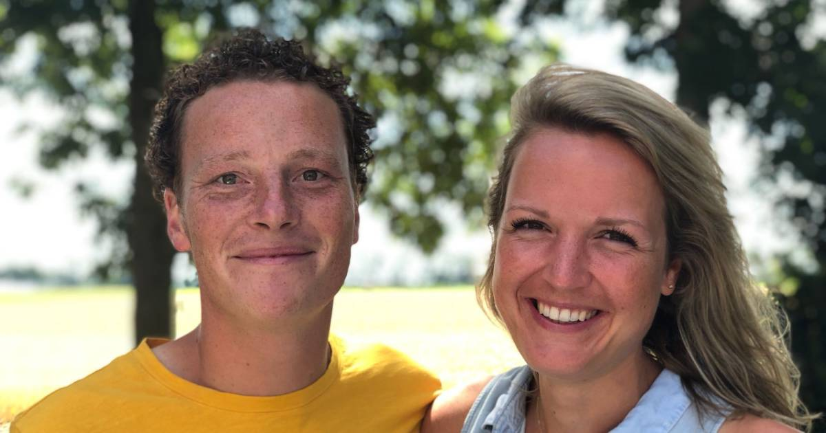 Farmer Wim and Marit became the parents of Lot's daughter turns out
