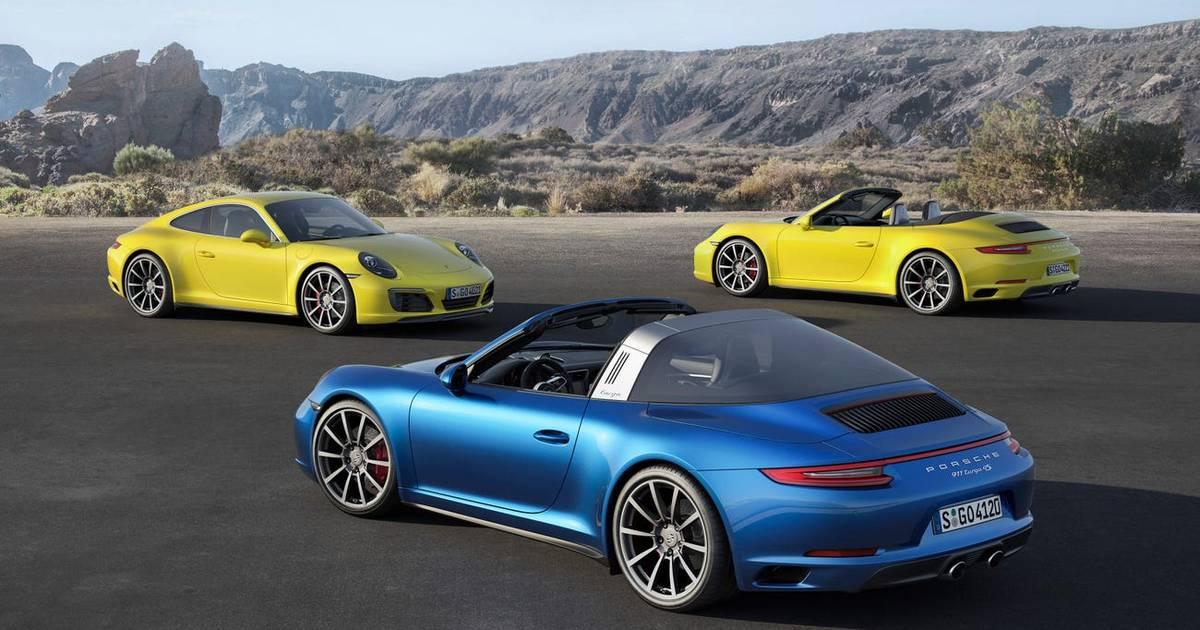 Freeze sales of Porsche models in the United States due to environmental regulations |  the cars