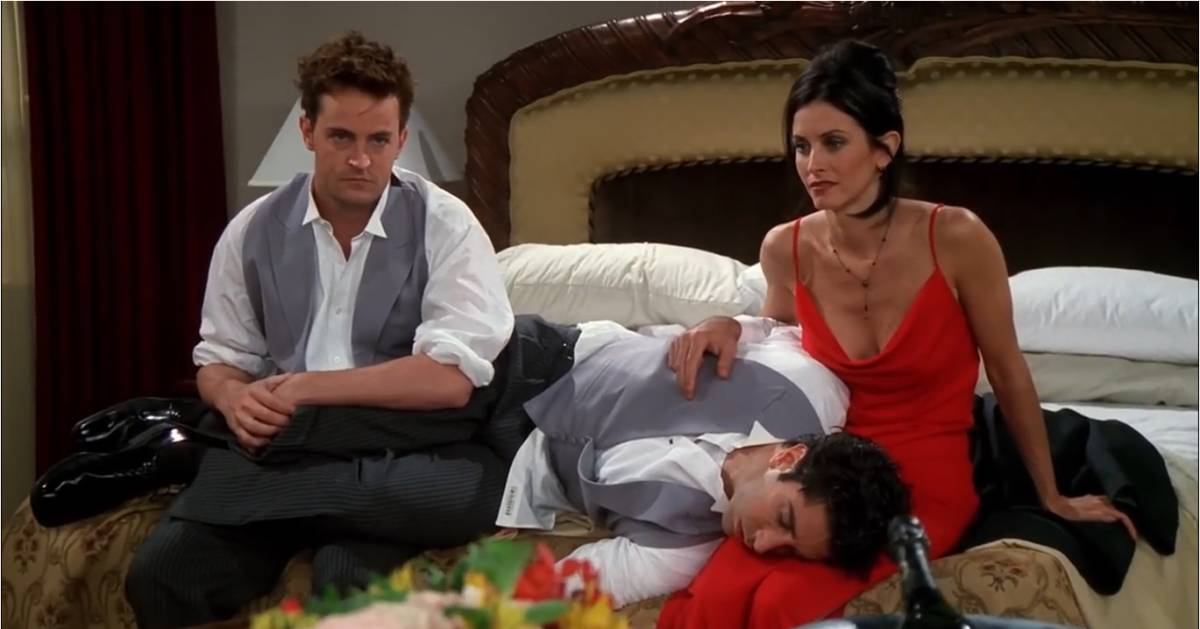 """""""Friends reunion recordings will begin next week"""" 