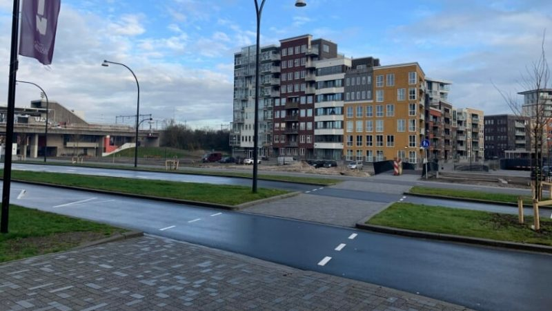 Holland Park's public spaces have been relocated to Dimen municipality