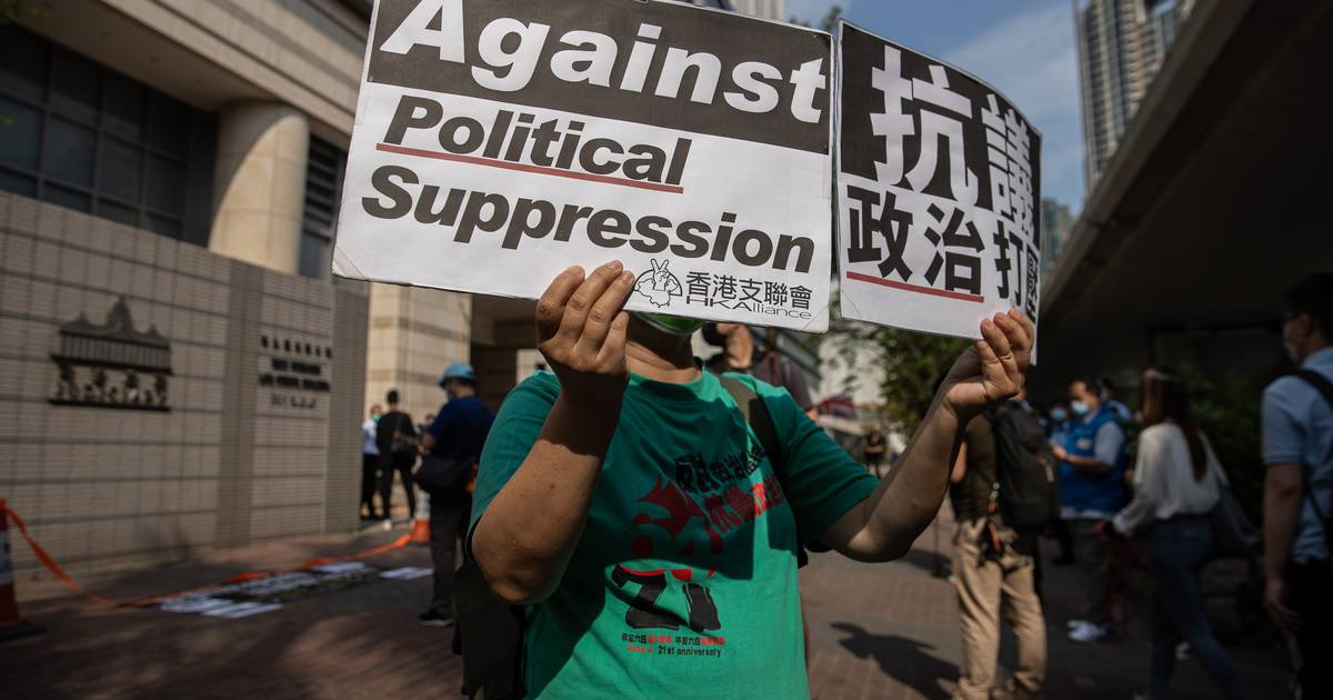 Hong Kong court convicts seven prominent activists |  Abroad