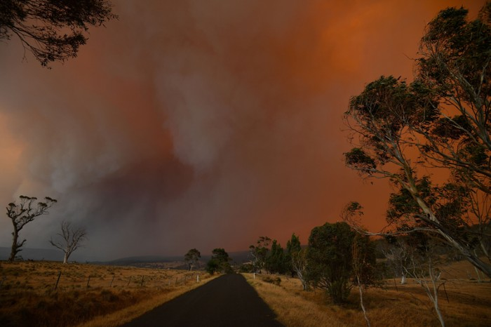 How the smoke from the devastating Australian wildfires completely affected the stratosphere