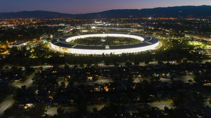 Huge investment in Apple: 430 billion euros and 20,000 new jobs |  right Now