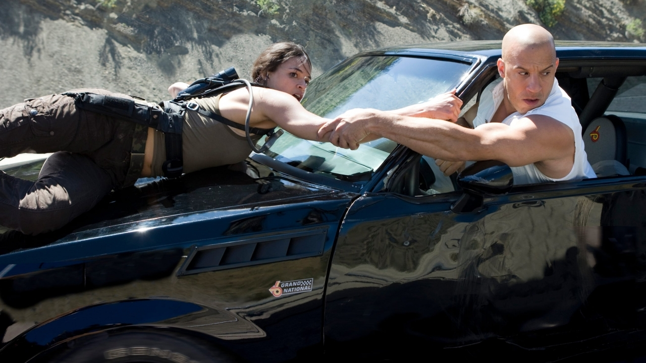 Is Fast & Furious 9 going to space?