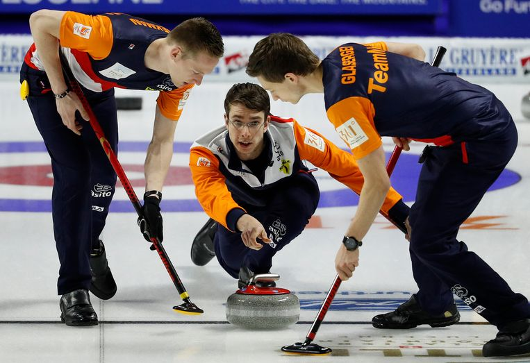 Jaap Van Dorp and Carlo Glasbergen still hope to make Holland crazy