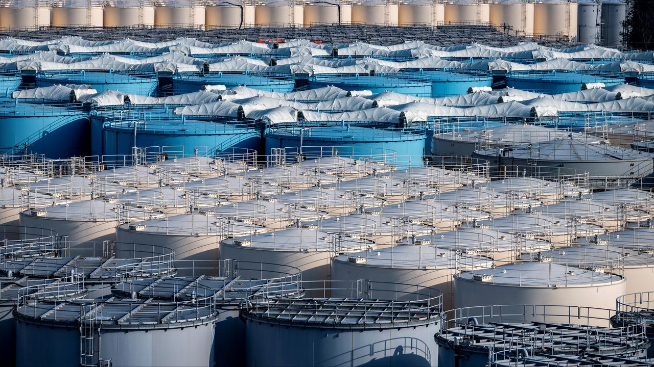 Japan wants to discharge radioactive water into the sea at the Fukushima Nuclear Power Plant within two years |  right Now