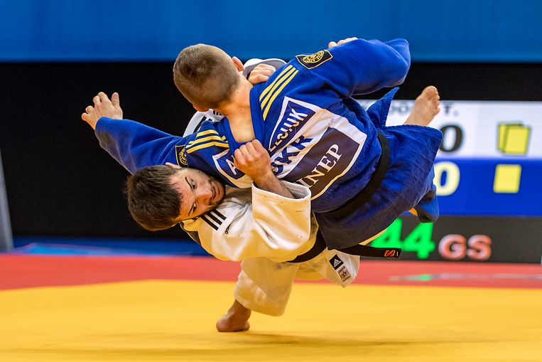 Judoka Tornike Tsjakadoea knows how to combine the best of the Netherlands and Georgia on a tatami
