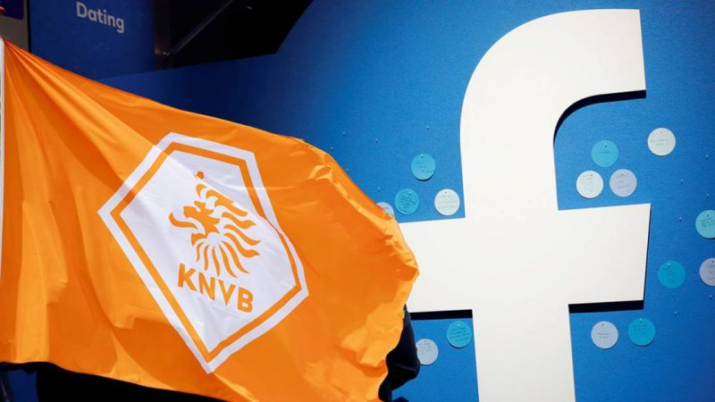 KNVP wants to curb online racism and talks to Facebook    Dutch football