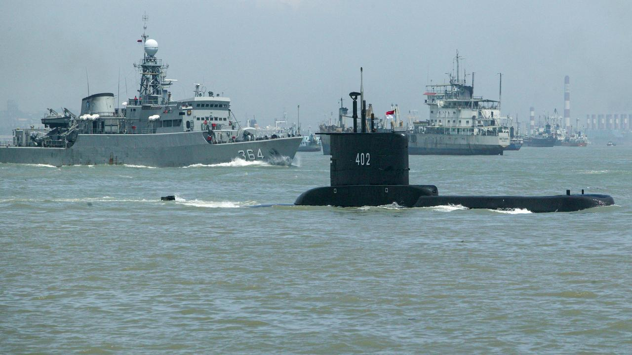 Lost Indonesian submarine crew members have oxygen until Saturday |  right Now