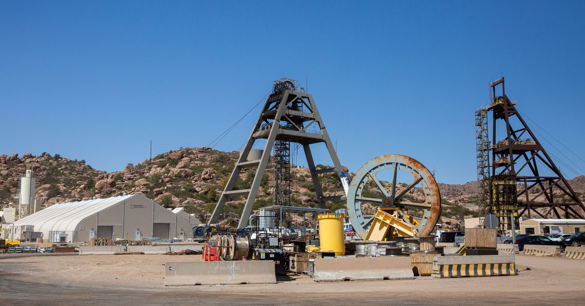 Mining Arizona fights the drilling economy, electric vehicles against conservation, culture