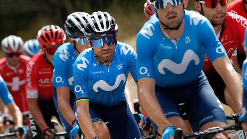 Mollima can't keep Valverde the favorite out of the record win in GB Endurine    sport
