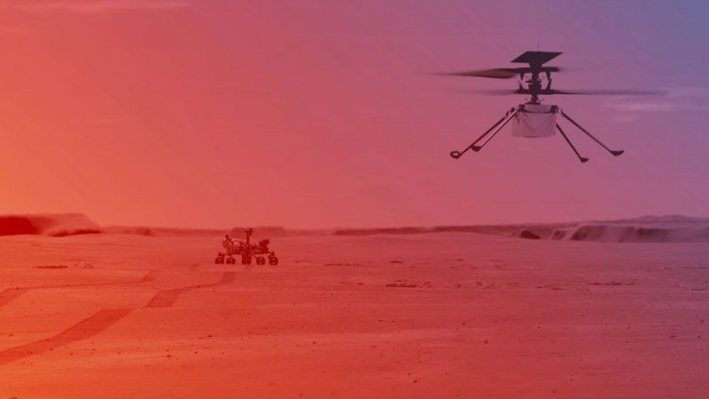 NASA Marshelicopter Flies Higher and Longest in Second Test Flight |  right Now