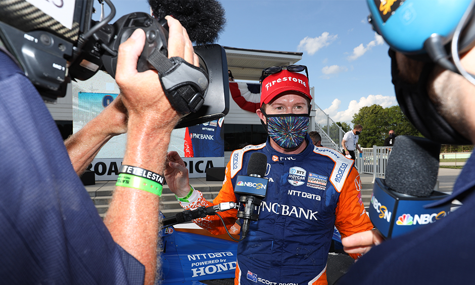 NTT INDYCAR Series renews the arrival of global broadcasts in 2021