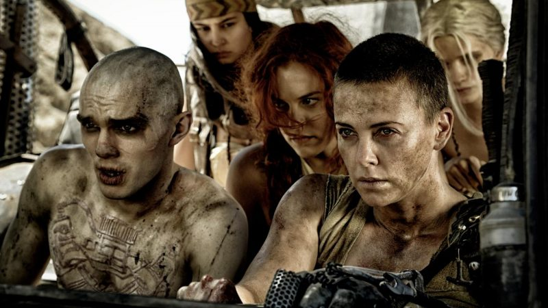 New Mad Max Movie Is Australia's Biggest Movie Project Ever |  right Now