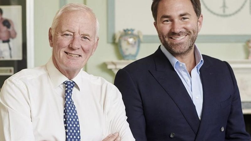 """New PDC President Eddie Hearn is ambitious: """"We are a long way from reaching our ceiling, especially internationally."""""""