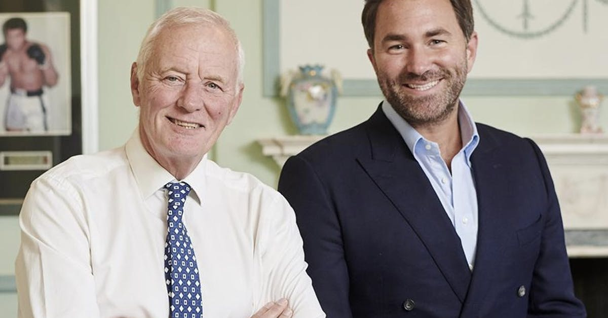 "New PDC President Eddie Hearn is ambitious: ""We are a long way from reaching our ceiling, especially internationally."""