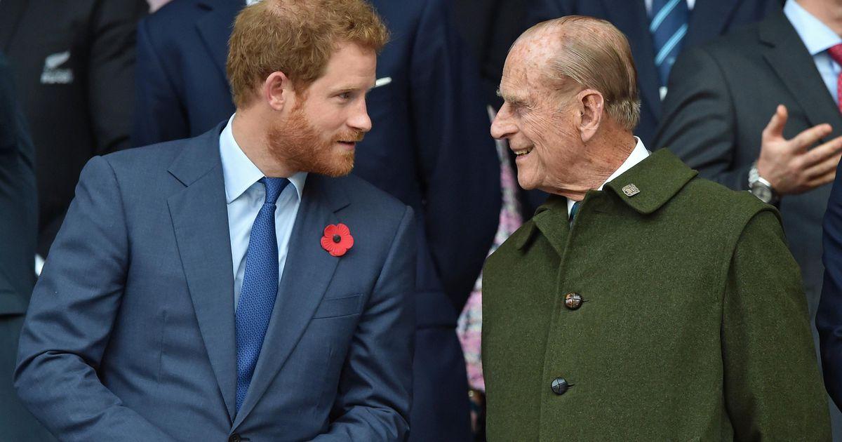 Prince Harry returns to London |  entertainment