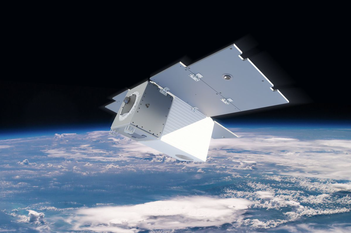 The IAEA will monitor large pollutants from space