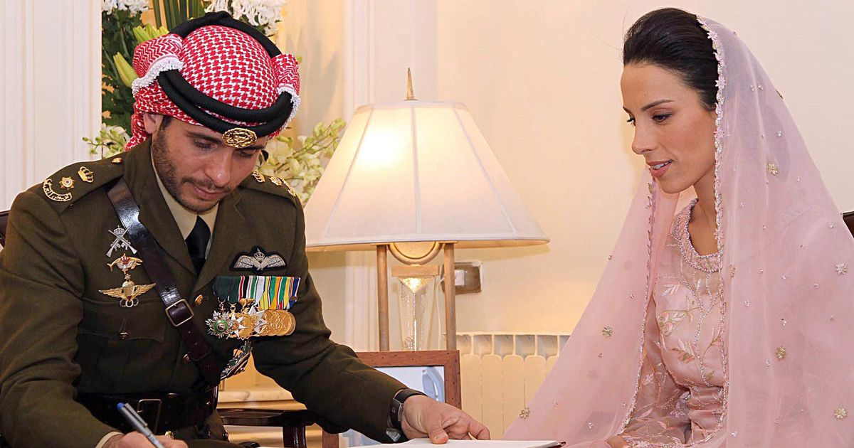 """The Jordanian Crown Prince, who is suspected of being involved in a conspiracy, """"remains loyal to the king""""    Royals"""