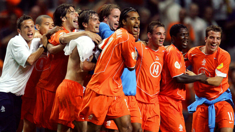 The Netherlands and Latvia were once an important poster for the European Championships