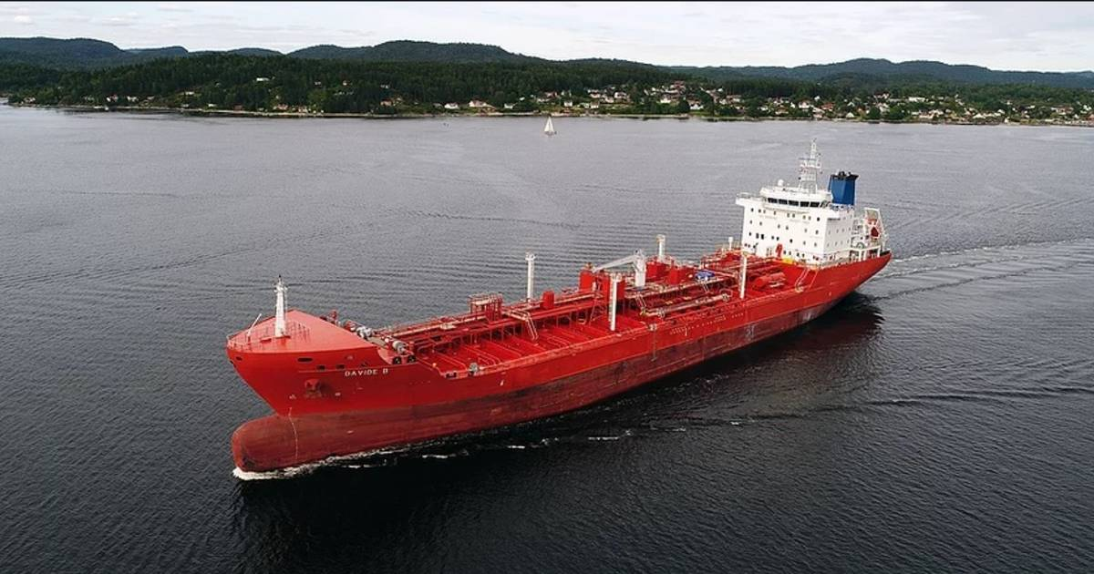 """The release of 15 kidnapped crew of the oil tanker """"David B""""    abroad"""