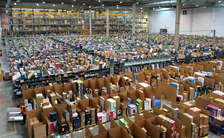 The union has no influence over Amazon in the United States