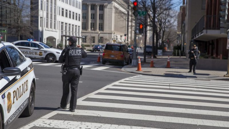 U.S. government employees have fallen ill after mysterious incidents around Washington