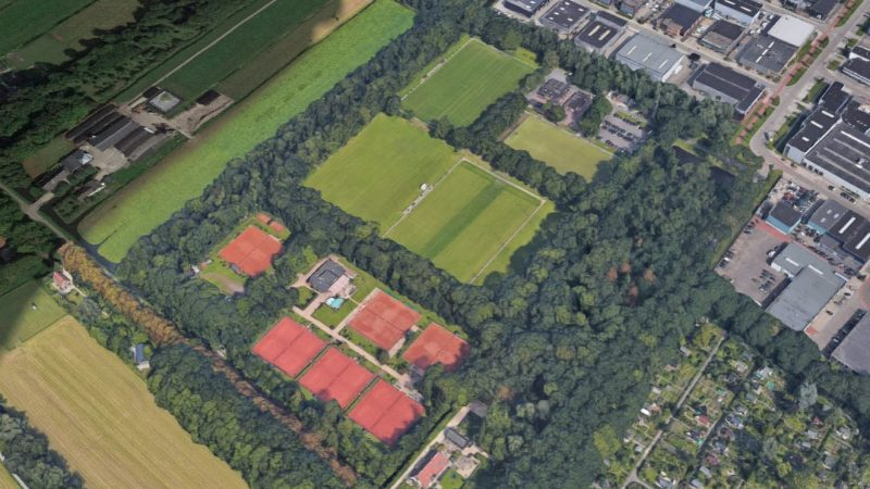 Utrecht municipality has drawn up a plan for the Auverwecht-Nord sports park