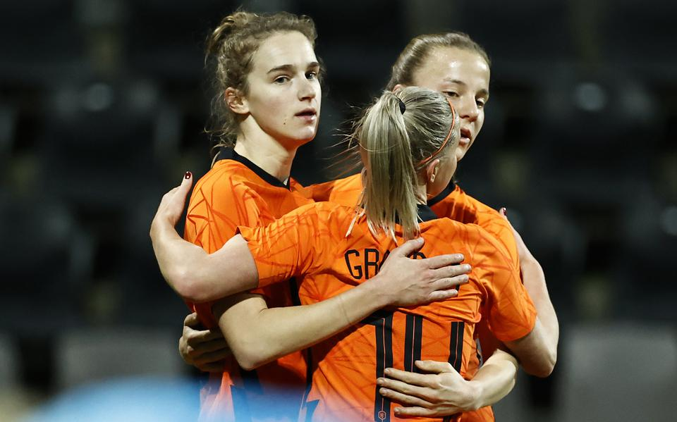 Vivian Miedema from Hoogeveen tied for Brazil in the Olympic Games
