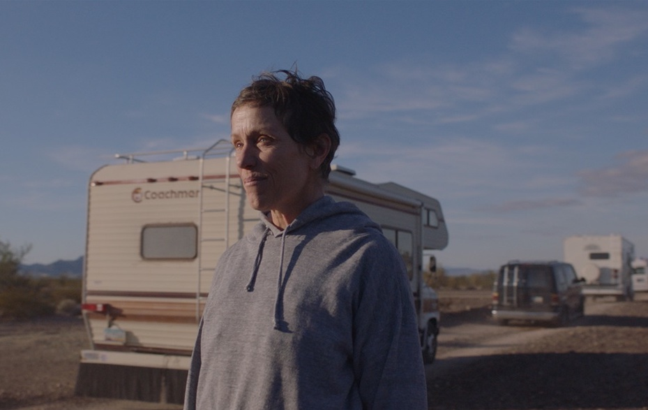 Nomadland shows the American illusion in all its cruelty