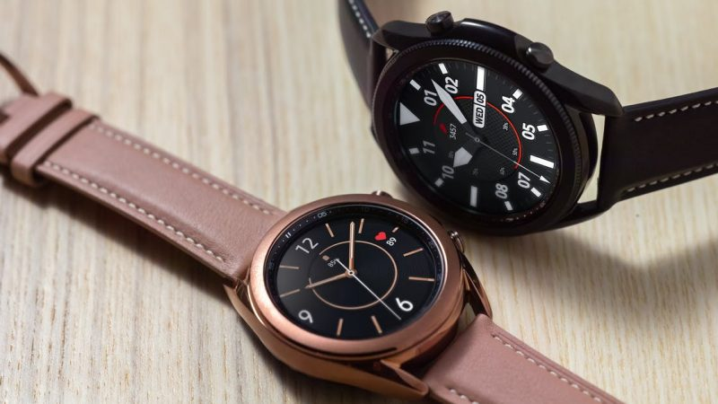 Samsung Galaxy Watch 4 comes in 42mm and 46mm formats