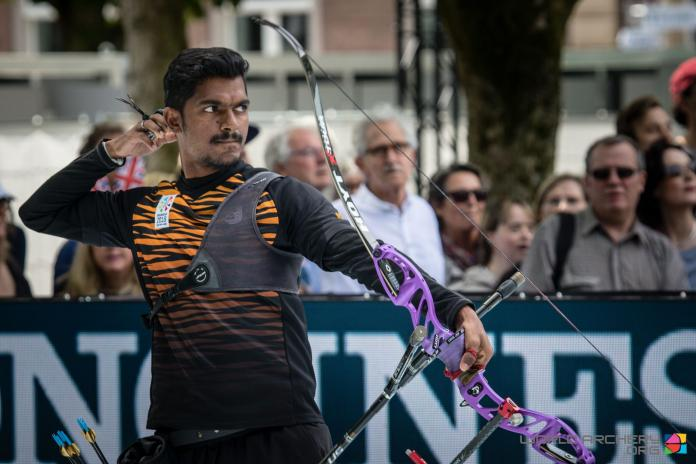 Suresh Selvatambe from Malaysia became the new world champion in the men's open class