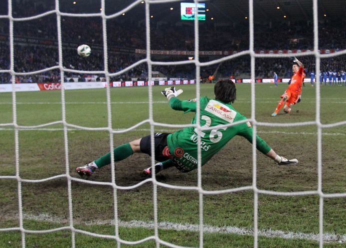 Miss Proto was fatal for Anderlecht in 2013.