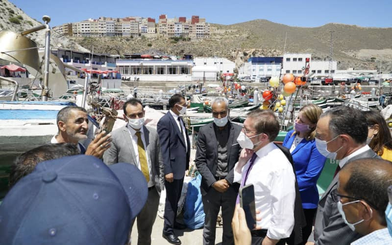 America intensifies its cooperation with Al Hoceima