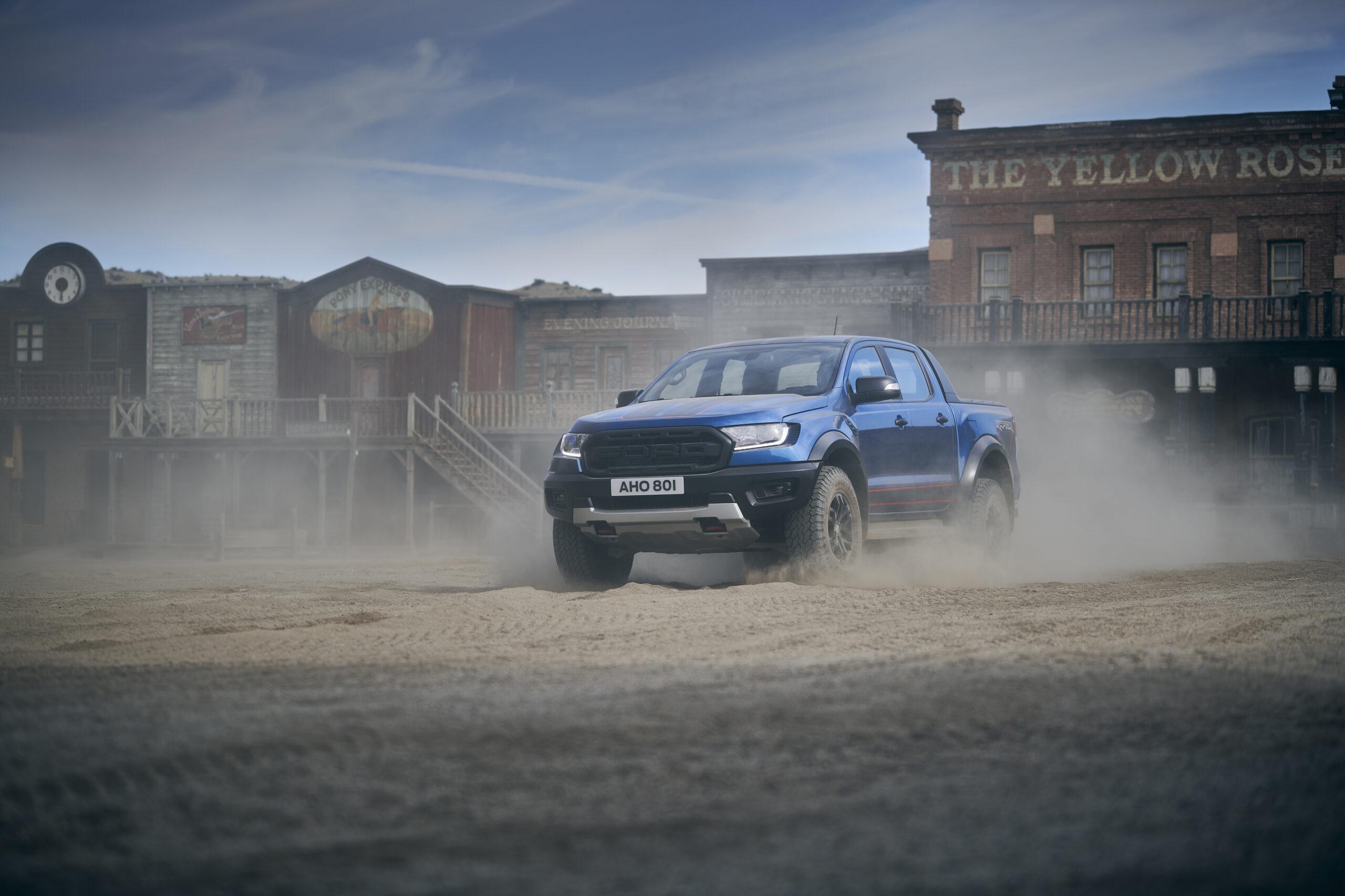 Ford Ranger Raptor Special Edition • Bestelauto.nl