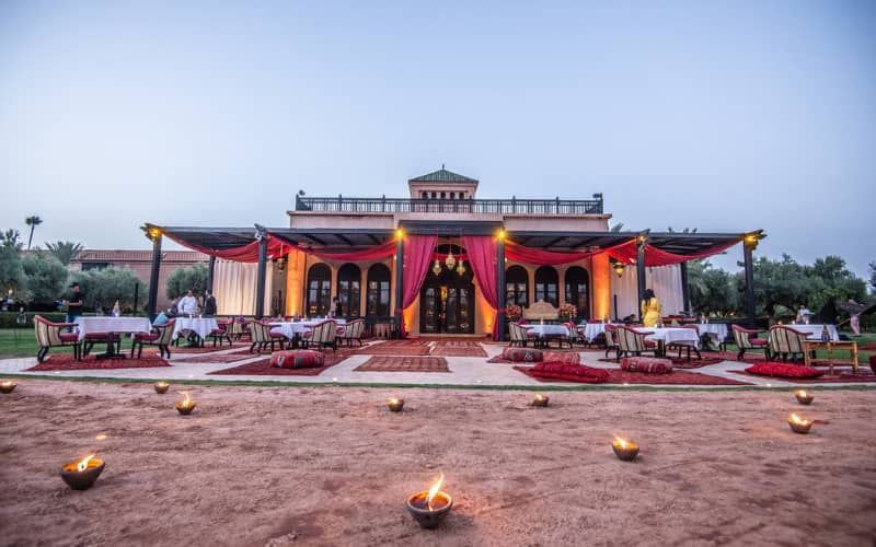 Morocco is the best destination for dream wedding according to Pinterest
