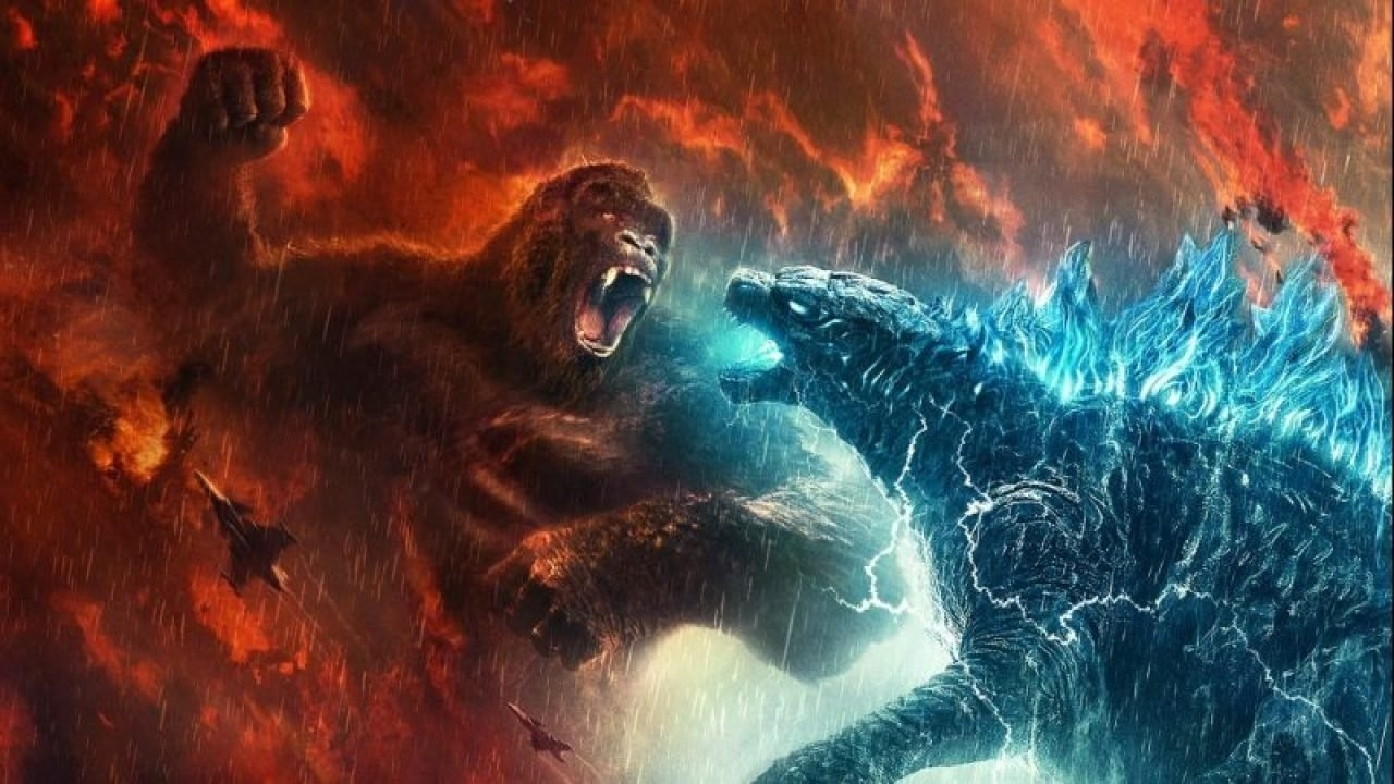 Can't you wait anymore for Godzilla vs.  Hong?  Then check out these movies on Netflix