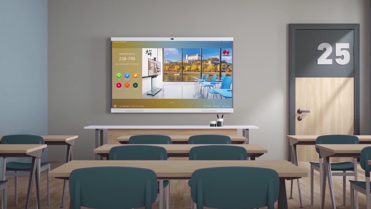 Huawei ideahub board