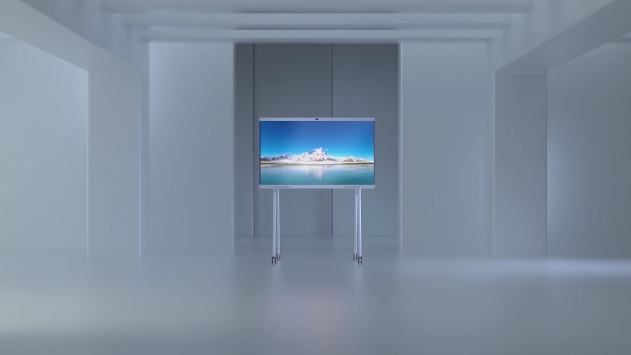 Huawei unveils the IdeaHub series for offices and schools