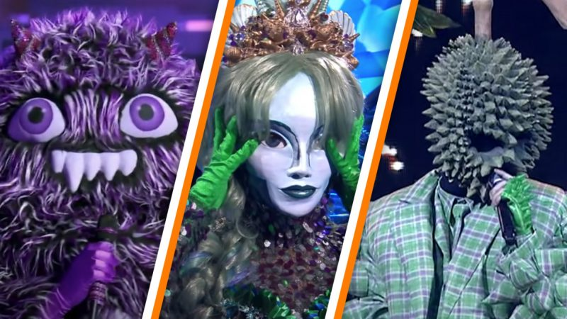 4 strange discoveries from the masked singer around the world