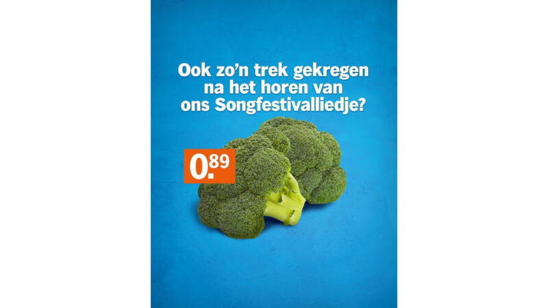 Albert Heine apologizes for broccoli ad: 'it was meant to be a wink'