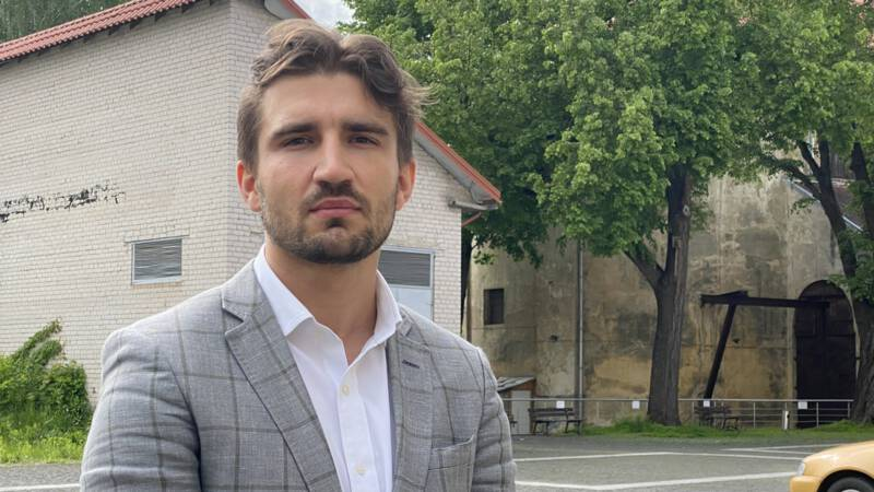 """Belarusian students in Vilnius feel insecure: """"They are watching us"""""""