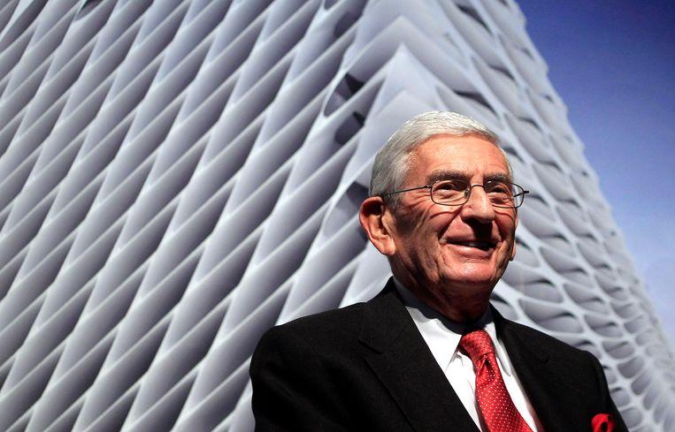 Billionaire and philanthropist Eli Broad wanted to die poor