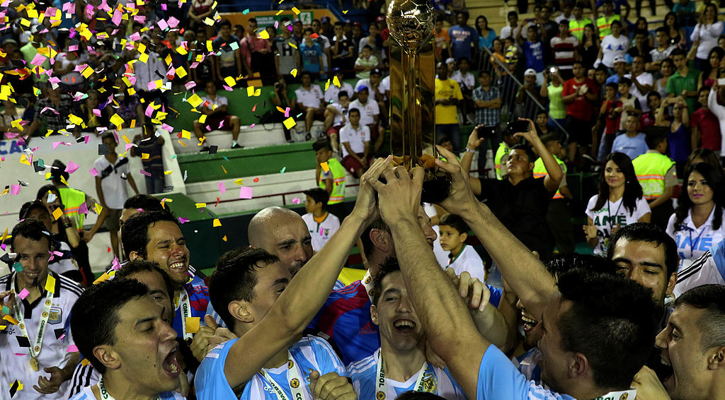 CONMEBOL ends the Copa America in Argentina