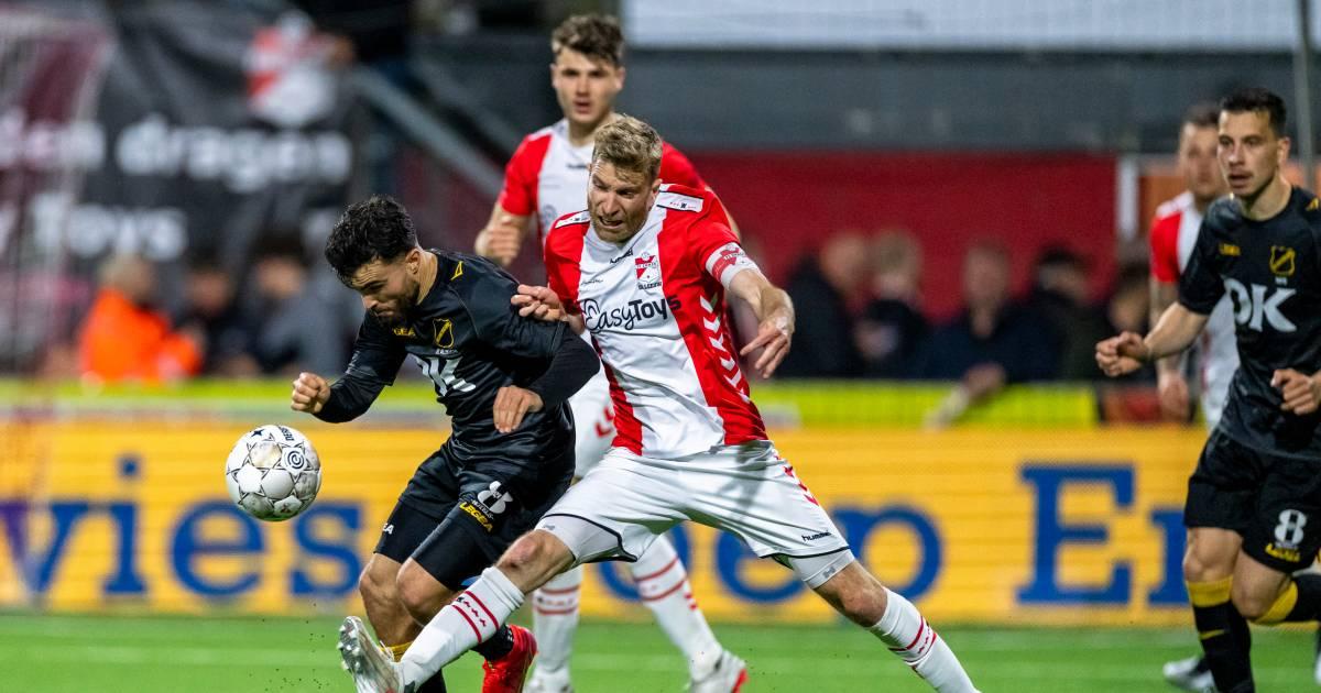 "De Liu, Captain Ayman after landing: ""We started too late""    Dutch football"