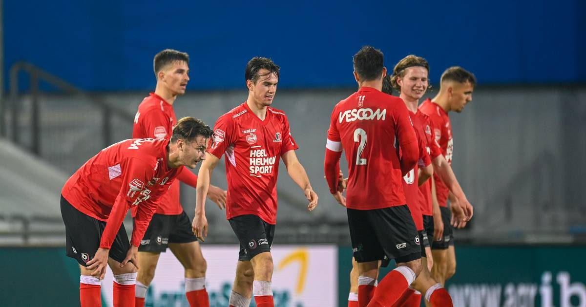 Despite a wagon load of stroopwafels, Helmond Sport players are hungry  Dutch football