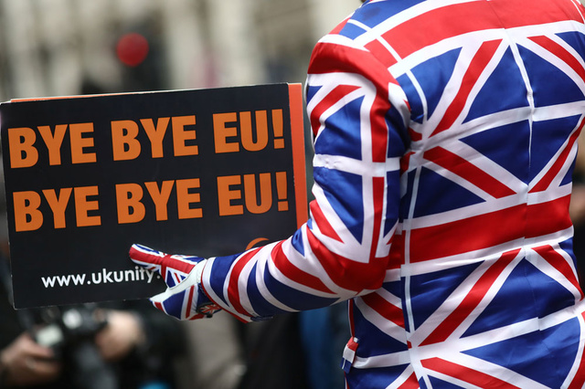 EU Citizens' Rights in the UK (Research) – World
