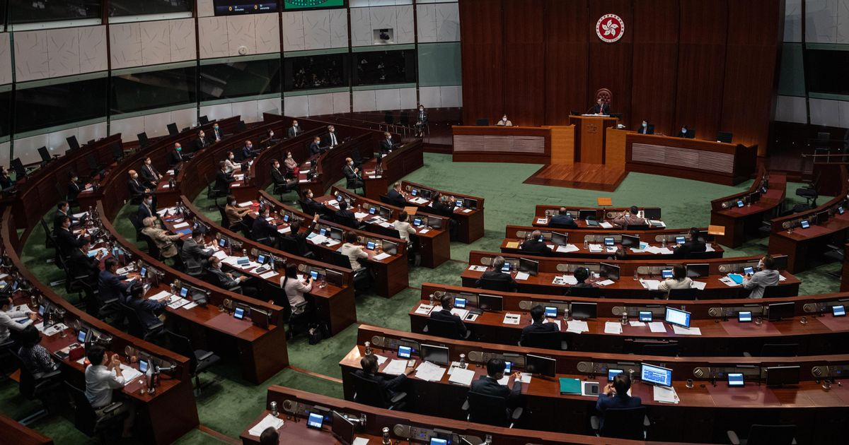 Hong Kong Parliament approves fundamental reform of the electoral system |  abroad