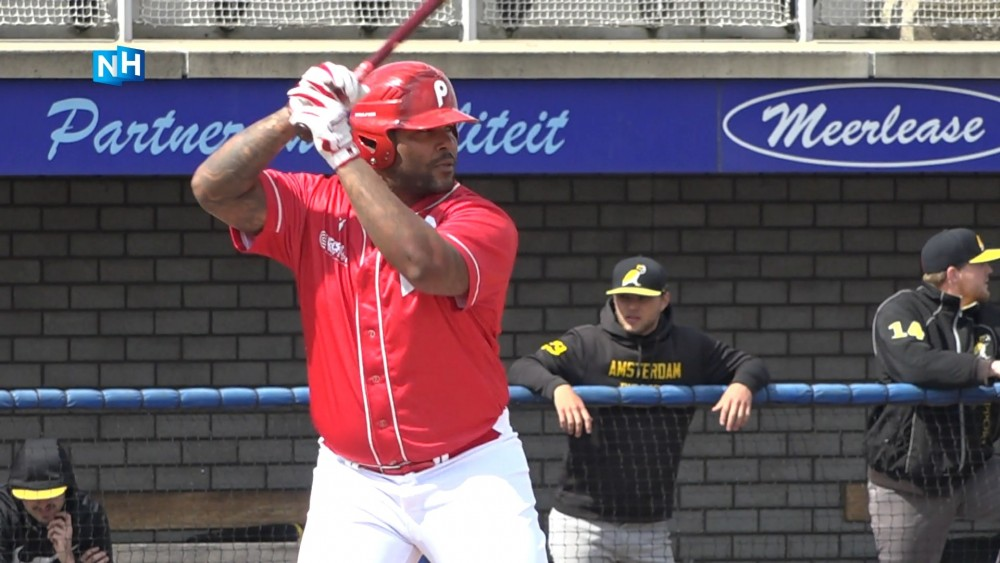 Hoofddorp Pioniers – Amsterdam The Boston Red Sox Pirates – New York Yankees?